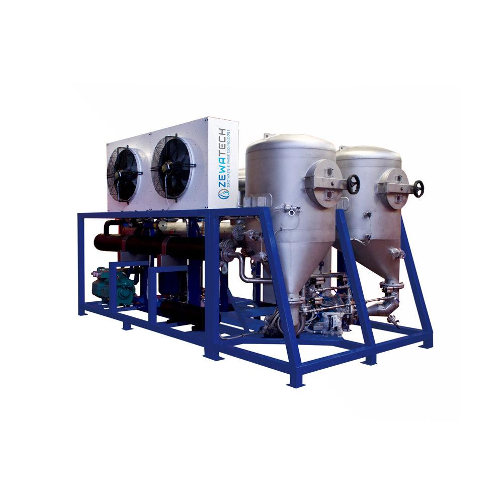 Evaporador vacio BC-2e-1000