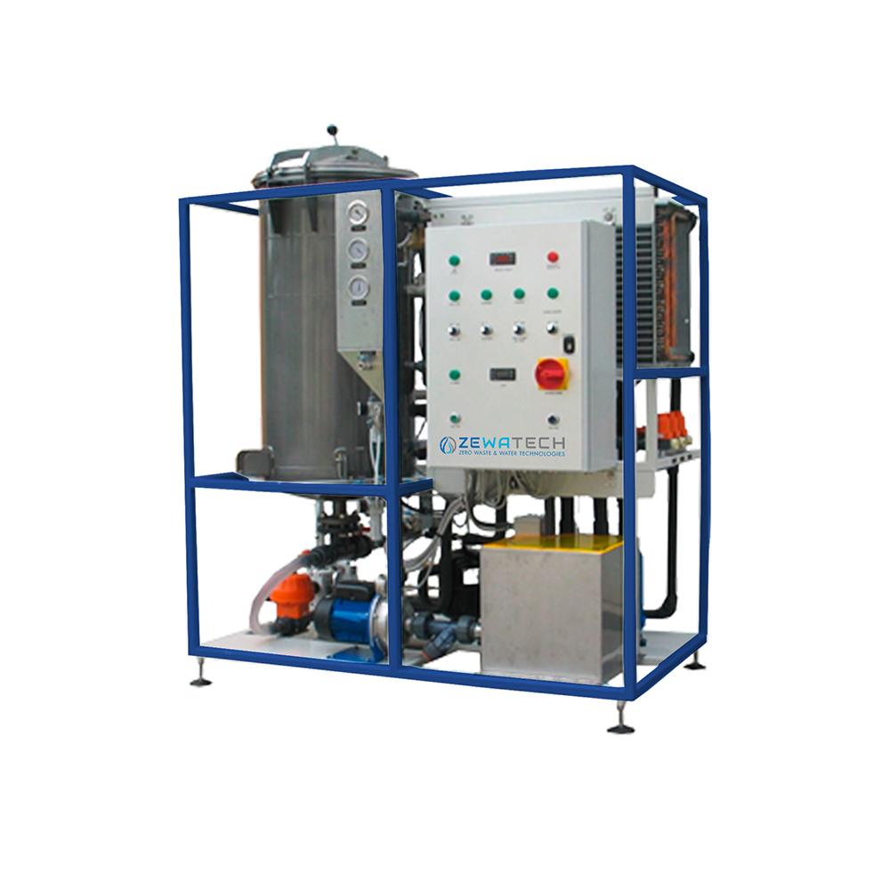 evaporador vacio BC-S