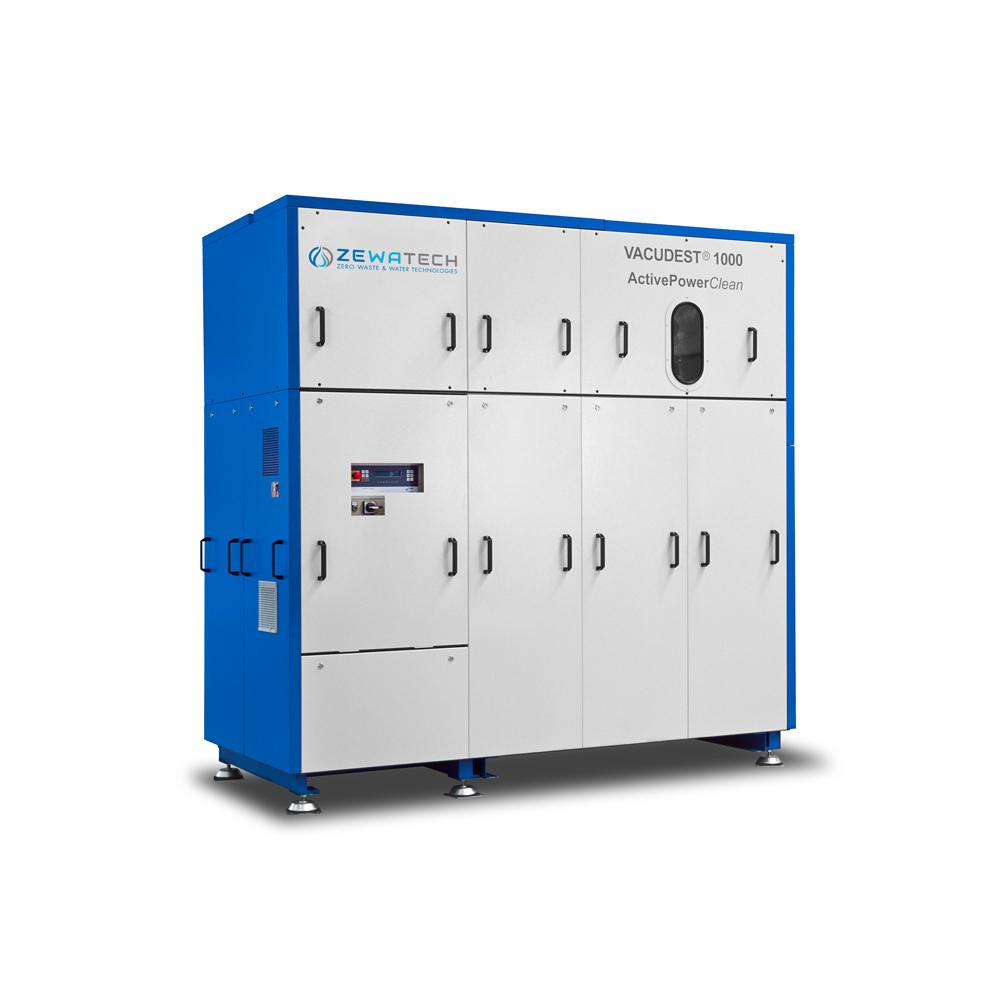 vacuum evaporator termocomp
